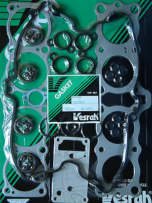 VESRAH TOP END Gasket set kit Suzuki GSXR750 GSX-R 750 F/G/XG 1985-86 VG-7021