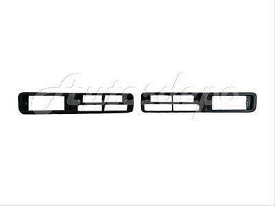Genuine Nissan Parts 62017-56G00 Driver Side Front Bumper Extension Outer