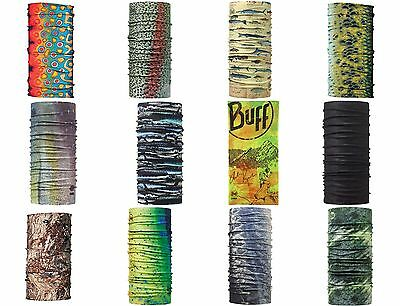 Original BUFF High UV Protection Schaltuch / Schlauchtuch Farbauswahl / Angler