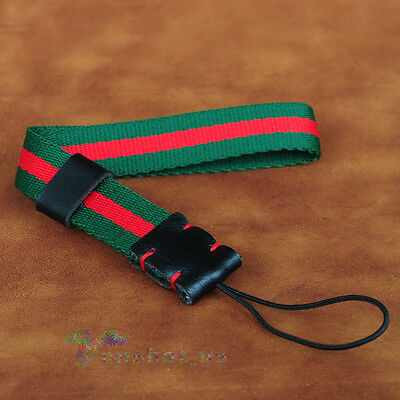 S#10 Hand Wrist Strap Lanyard For Camera Cellphone MP3 MP4 Wii Sony PSP NDS