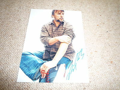 RICHARD LINKLATER signed Autogramm 20x25 cm In Person