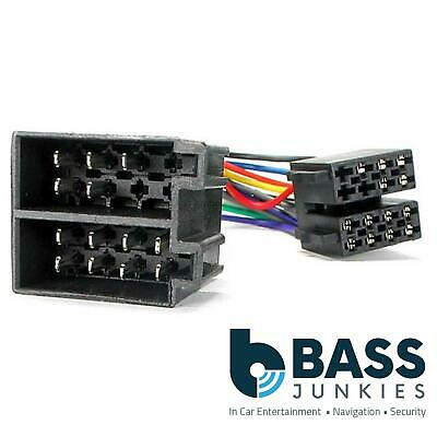 Autoleads PC2-36-4  Universal ISO Harness Car Stereo Radio Adaptor Wiring