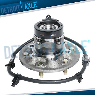 Chevy Colorado GMC Canyon 2004 2005 - 2008 Left Front Wheel Hub & Bearing w/ABS