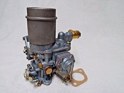 NEW Jeep L Head Solex Carburetor. Willys CJ2A, MB, M38. L134 Carb. USA Seller.