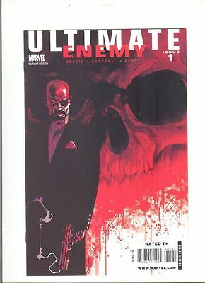 Ultimate Enemy # 1  Jason Pearson variant