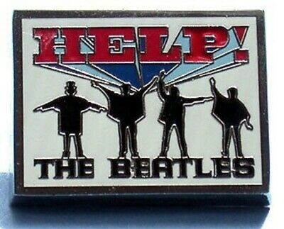 The Beatles Help! Collector Lapel Pin