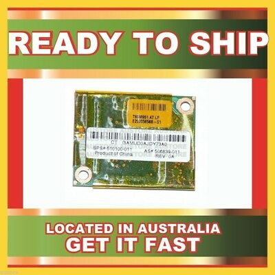 Genuine 510100-011 Hp 56Kbps Soft Modem Daughter Card For 510 511 515 516