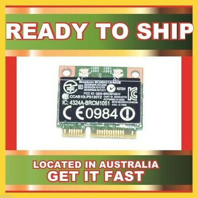 Broadcom 657325-001 HP 802.11B/G/N WIFI + BLUETOOTH COMBO CARD FOR DV4-4000