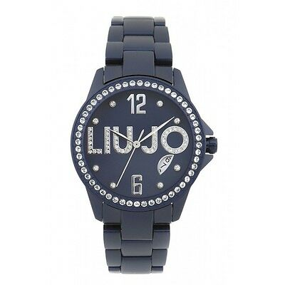 Orologio Liu-Jo LUXURY color FLY blue con BORSA TLJ197