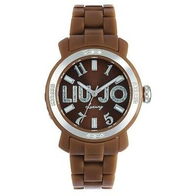 Orologio Liu-Jo LUXURY color MIAMI BROWN con BORSA TLJ130