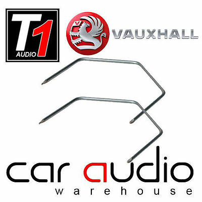 CT22VX01 VAUXHALL ANTARA Double Din CD Car Radio Stereo Removal Release Keys