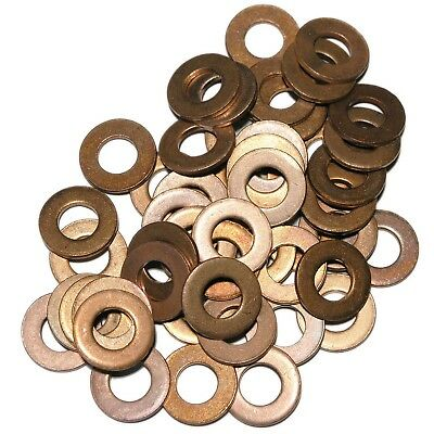 Peugeot 207 208 307 308 406 407 HDI - 50(FIFTY) Sump Plug Washers 031333 SW5x50