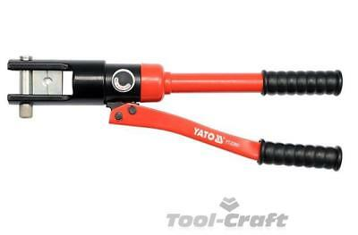 Yato professional 12 ton hydraulic crimper pliers cable crimping tool (YT-22861)