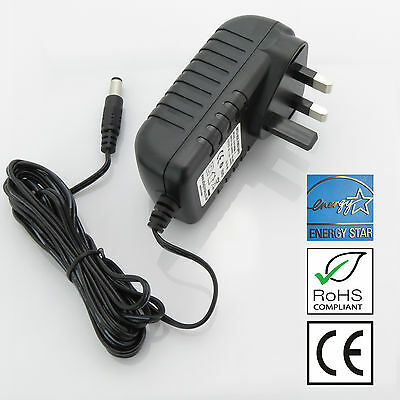 12V ACER ICONIA A500-10S08U TAB Mains AC-DC Adaptor Power Supply Charger 2M Lead