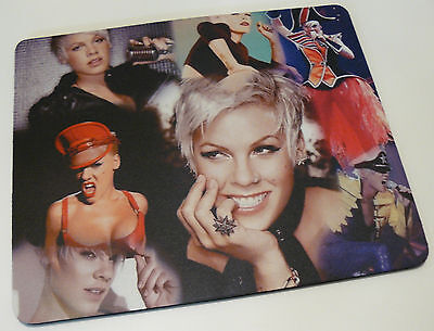PINK - P!NK - Quality Mouse Pad or Place Mat