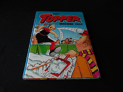 Topper Book 1986 VINTAGE ANNUAL