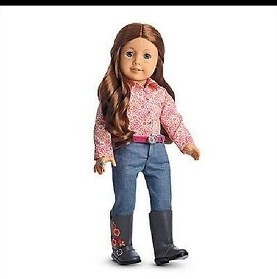 NEW American Girl 2013 Doll Saiges's PARADE OUTFIT NIB Retired At AG