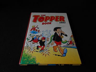 Topper Book 1983 VINTAGE ANNUAL