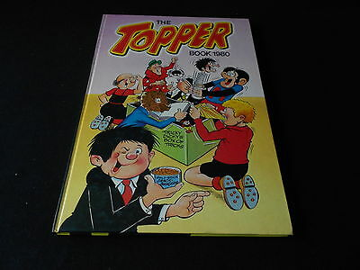Topper Book 1980 VINTAGE ANNUAL