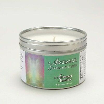Archangel Metatron Aromatherapy Sacred Soy Candle
