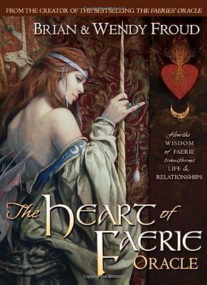 The Heart of Faerie Oracle by Brian & Wendy Froud NEW