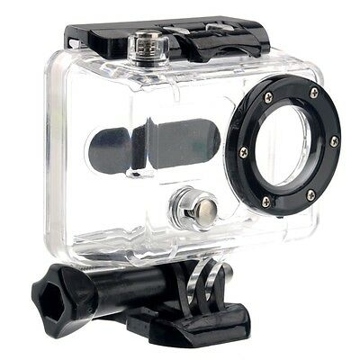 Skeleton Protective Side Opening Housing for Gopro Hero 1 Hero 2 Camera