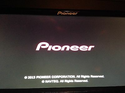 PIONEER AVIC-Z130BT 2013 MAPS UPGRADE AND SOFTWARE VERSION 5.0 BLUETOOTH 3.32
