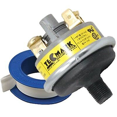 Pressure Switch Tecmark 3902 Hot Tub + PTFE Tape for Repair Spa Gecko Hydroquip