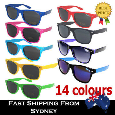 Bargain Men Women Colourful Wayfare Sunglasses Fast AU Local Shipping