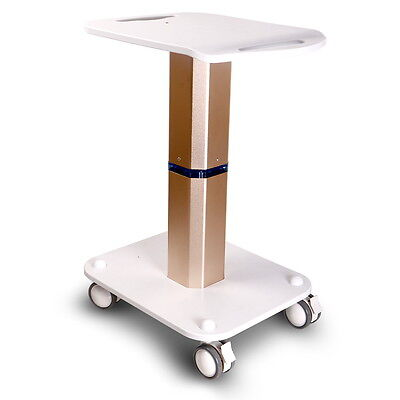 Cavitation Stand Holder Pedestal Rolling Cart Roller Wheel Aluminum Trolley SPA