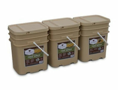 WISE FOODS 720 SERVINGS LONG TERM STORAGE MEALS EMERGENCY SURVIVAL-FREE SHIPPING
