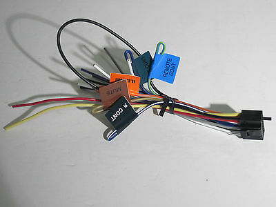 new wire harness for kenwood kdc mpu player bull picclick original kenwood kdc mp745u wire harness oem a1