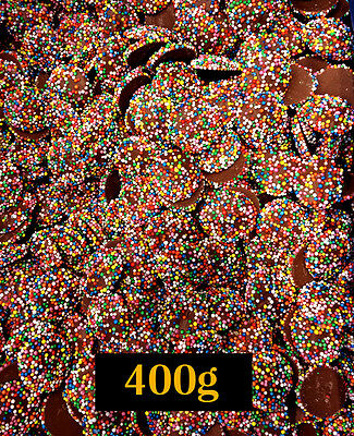 400g Milk Chocolate Freckles Bulk for Party or Lolly Buffet