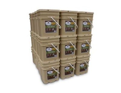 WISE FOODS 2880 SERVING LONG TERM STORAGE MEALS EMERGENCY SURVIVAL-FREE SHIPPING