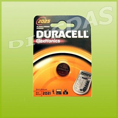 5 stk duracell cr 2025 knopfzelle 3 volt lithium im 1er blister 5x eur 5 44 picclick it. Black Bedroom Furniture Sets. Home Design Ideas