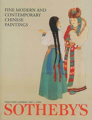 Sotheby's Fine Modern and Contemporary Chinese Painting 5/1/2000