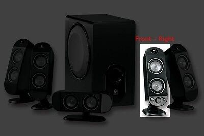 Logitech X-530 Replacement Speaker - Front Right w/ System Control