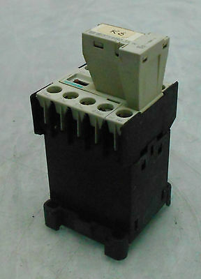 Siemens Solid State Relay 3TH2022-0BB4 w/3TX4490-3A, USED, WARRANTY