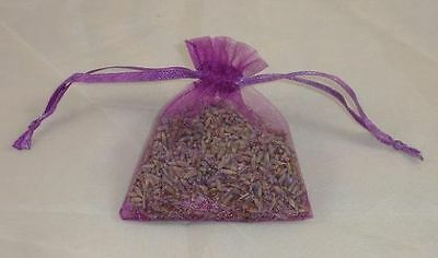 Lavender Bags - Natural Dried Aromatic -  Moth Repellent - Calming - Confetti