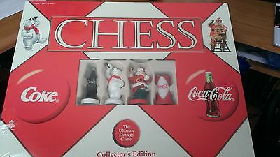 Coca-Cola Chess set
