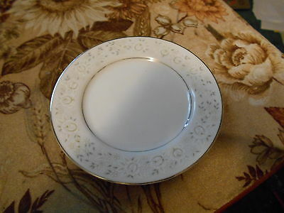 "FINE CHINA OF JAPAN PARKLANE 5563 6 3/8"" BREAD AND BUTTER PLATE"