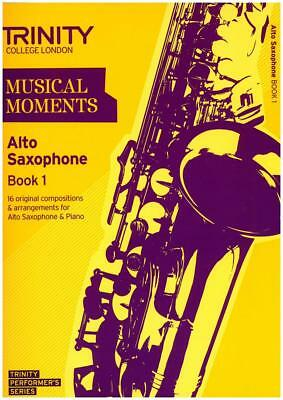Musical Moments Alto Saxophone