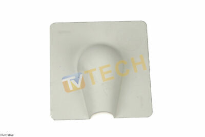 Brick Buster Cable Entry Cover White X 5