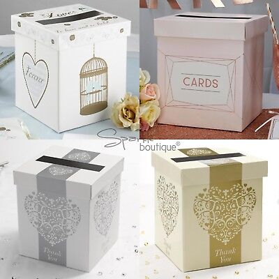 Wedding Card Post Boxes / Receiving Box / Wishing Well - Anniversary Party