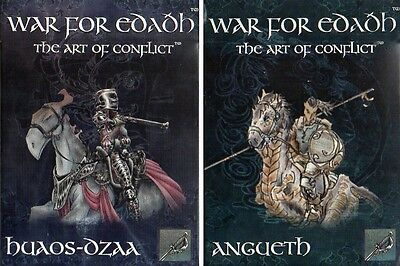 War for Edaoh-The Art of Conflict-Expansion Deck-Adventure-Card Game-New-engl.