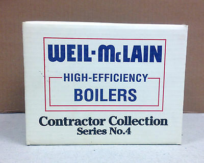 Weil-Mclain Contractor Collection Series 4 Set Of 3 Banks