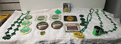 20 Shamrock Irish Memorabilia and St. Partrick Day Collectible