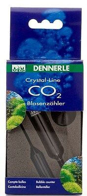 Dennerle Crystal Glass Bubble Counter