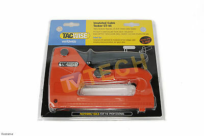 Tacwise CT45 Stapler Cable Tacker Telephone / Alarm Tacker