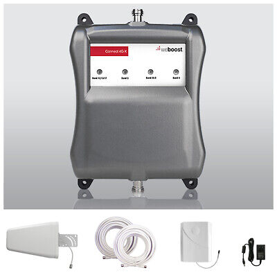 weBoost (Wilson) Connect 4G-X Home / Building Cell Phone Signal Booster | 471104